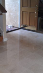 White marble flooring designs pictures
