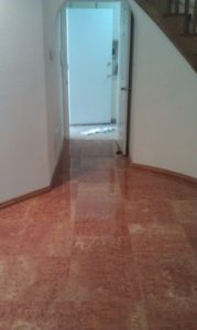 Marble floor design for home